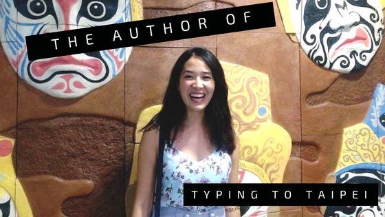 The Author of Typing to Taipei