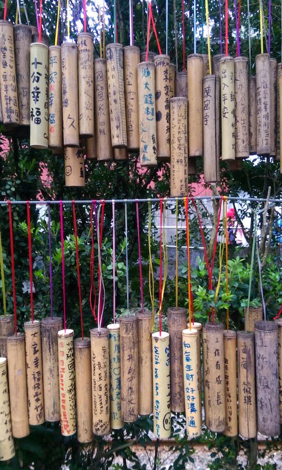 Pingxi Lantern Festival decorations