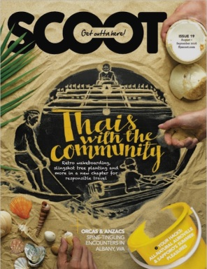 Scoot Magazine Cover Issue 19