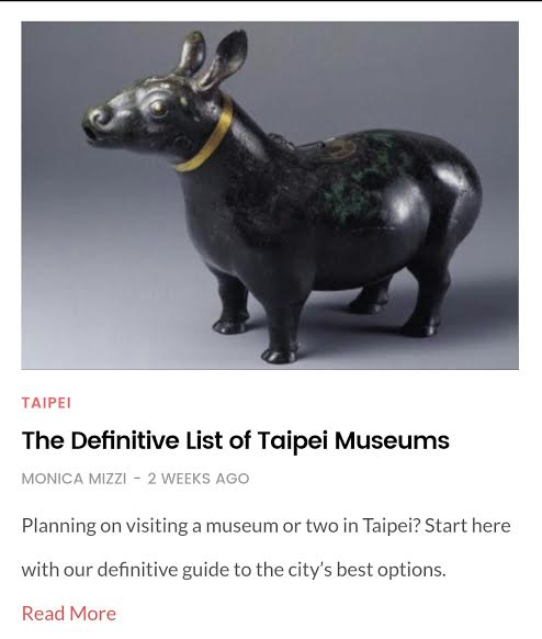 taipei-museums
