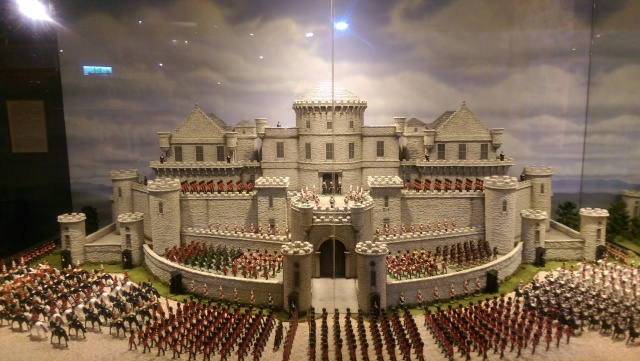 The displays at the Miniatures Museum of Taiwan are impressively detailed