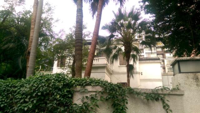 The outside of SPOT Taipei Film House