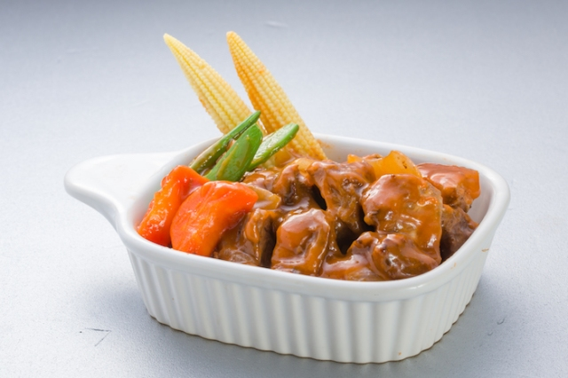 Japanese-style beef stew from Deely Kitchen