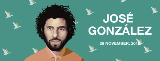 Jose Gonzalez Taipei concert 2016