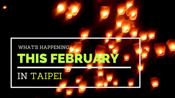 Taipei February events