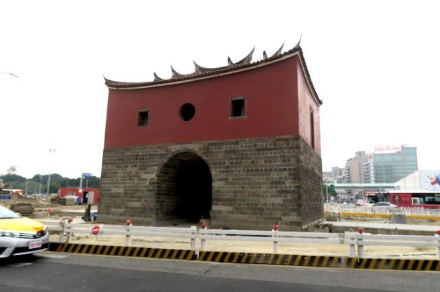 North Gate in Taipei, Taiwan