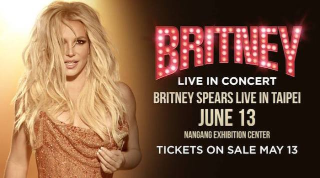 Britney Spears Live in Taipei concert
