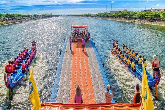 Taipei Dragon Boat Festival