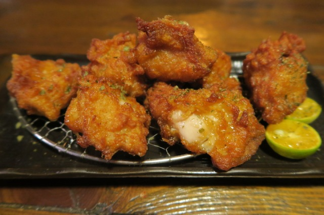 Karaage from Wu's Kitchen, Tainan