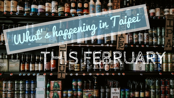February events Taipei