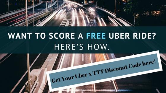 Uber discount code